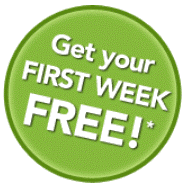 first week is free offer